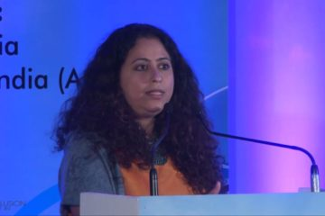 Anita Nair at India Inclusion Summit 2013
