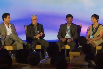 Corporate Panel at India Inclusion Summit 2013