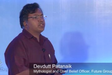 Devdutt Pattanaik at IIS 2013