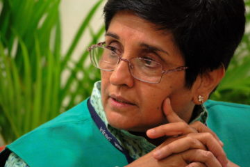 Dr. Kiran Bedi at IIS 2012