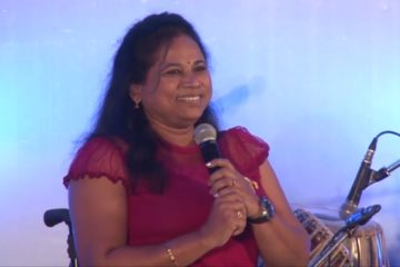 Photo of Paralympian Malathi Holla