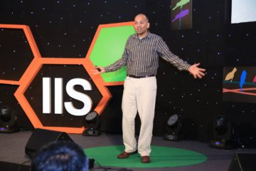 Nipun Mehta, Everyone can be great at Giving! at IIS 2015