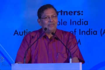 Justice Santosh Hegde at IIS 2013