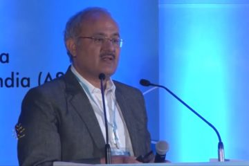 Dr. Virender Sangwan, INK Salon –  speaking at IIS 2013