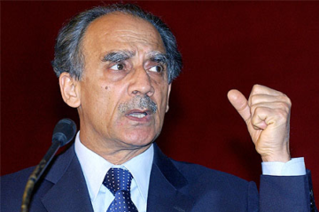 Photo of Arun Shourie