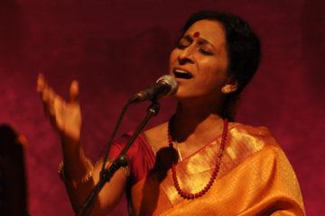 Bombay Jayashri at IIS 2012