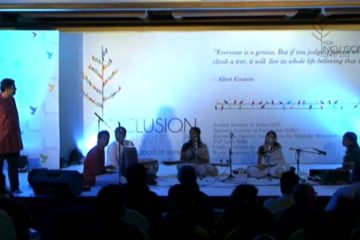 Ganesh Anantharaman at India Inclusion Summit 2012