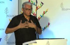 Joy Bhattacharya at India Inclusion Summit 2012