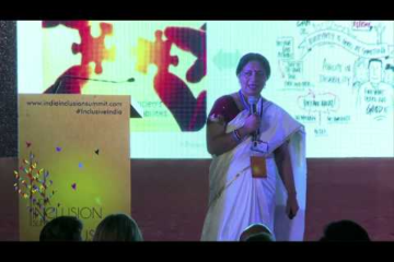 Kavita Sharma, Journey of Project Prayas at IIS 2014