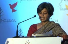 Kavitha Krishnamurthy at India Inclusion Summit 2012