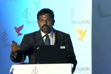 Rabindran Isaac at IIS 2012