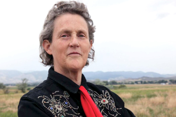 Temple Grandin at IIS 2014