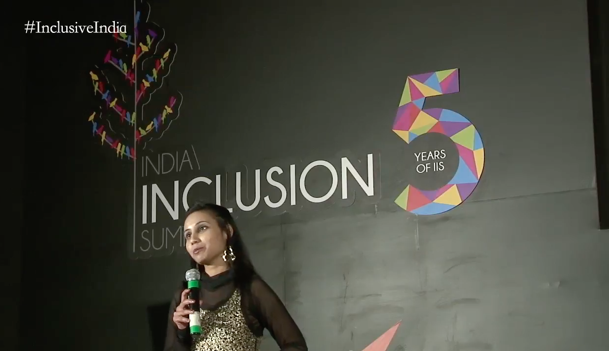 Priyanka Agarwal, The vision in my dreams at IIS 2016