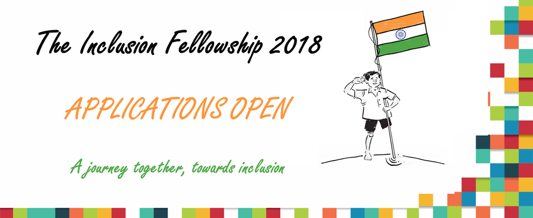 Applications open for The Inclusion Fellowship 2018