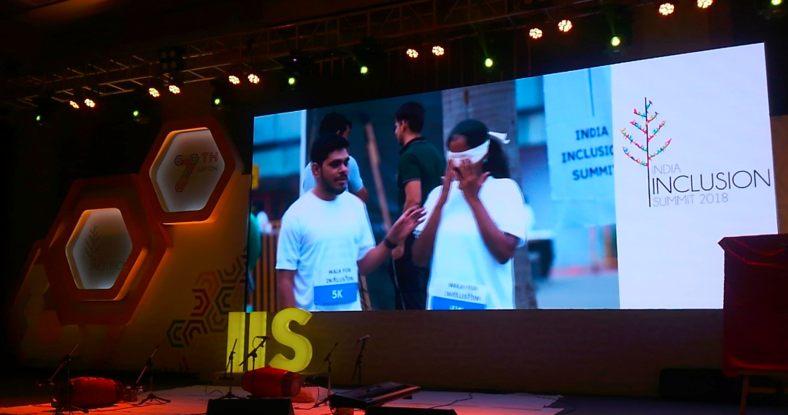 Stage at IIS 2018