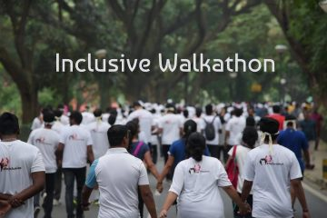 Inclusive Walkathon at IIS 2018