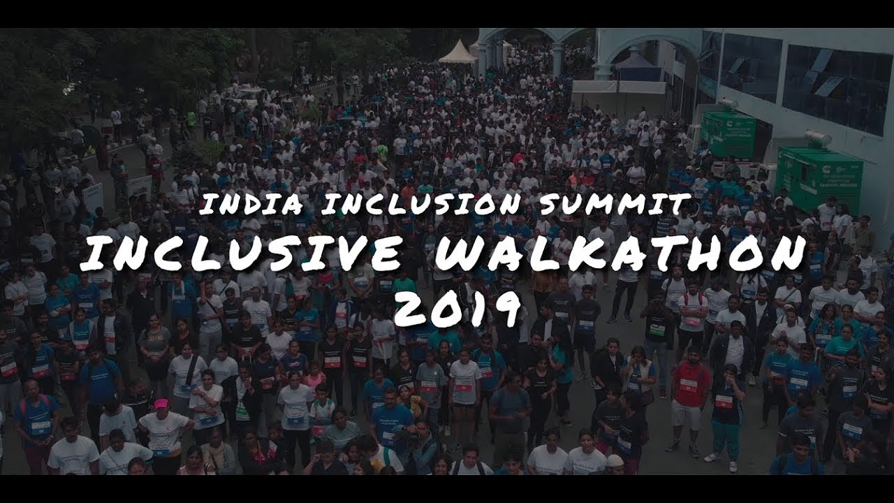 Inclusive Walkathon 2019 Bengaluru