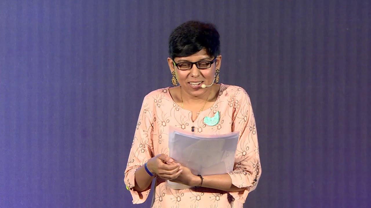 Asha Sreedhar at IIS 2019
