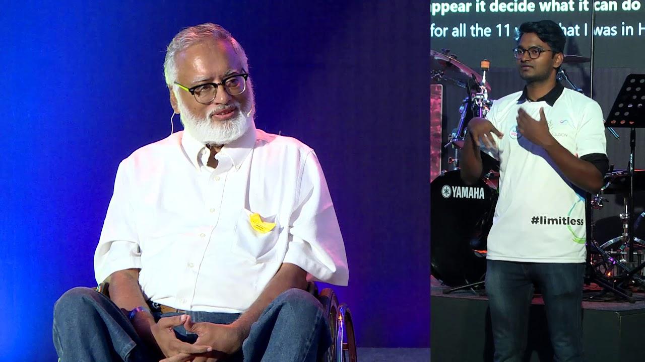 Mohan Sundaram at IIS 2019