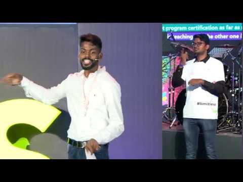 Prathap Ram at IIS 2019