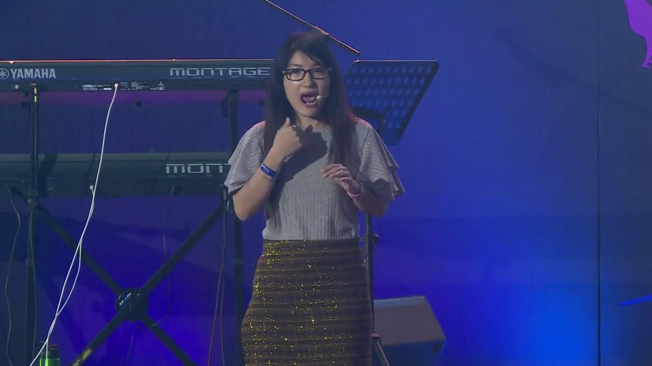 Rariyang Pura at IIS 2019