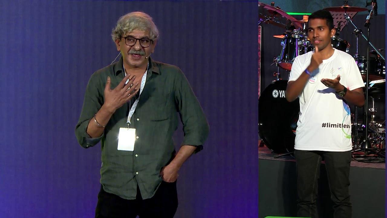 Sriram Raghavan at IIS 2019