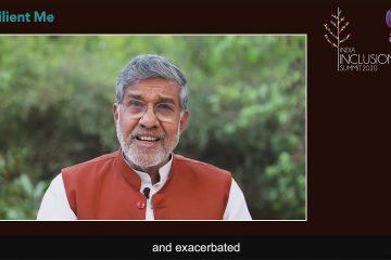Kailash Satyarthi at IIS 2020