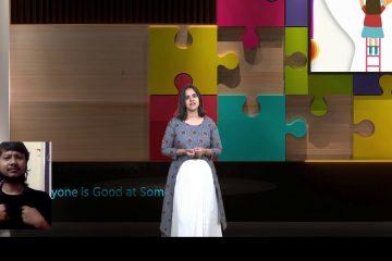 Neha Kirpal at IIS 2020